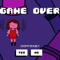 Game over / continue?